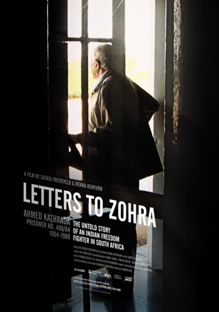 Letters to Zohra
